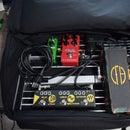 Homemade Guitar Pedalboard