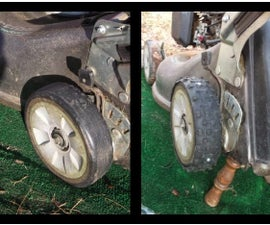 Retreading Your Lawn Mower Tires