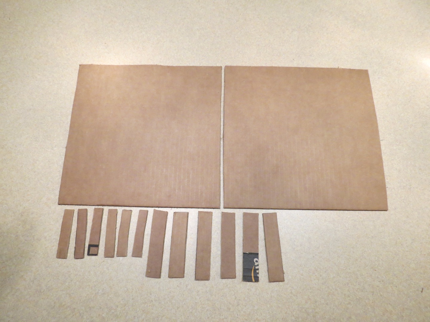 Picture of Cut the Mold Components