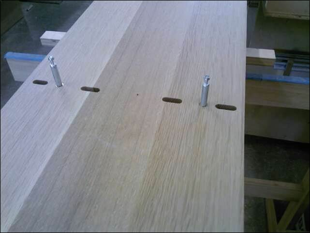 Picture of Joinery: Mechanical Connectors