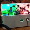 Raspberry Pi DAC Hat Case From PVC Wall Box