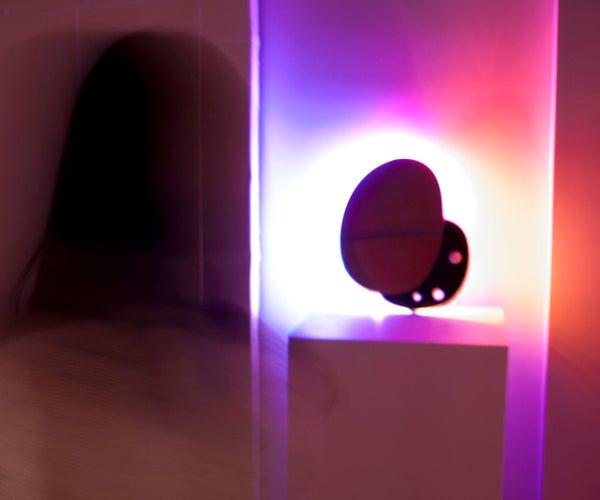 Mirror Mirror (with RGB LED)