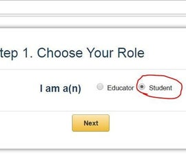 Guide to AWS Educate Starter Account