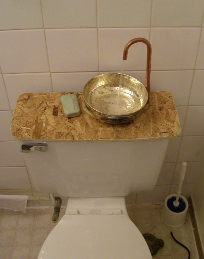 Hack A Toilet For Free Water 8 Steps With Pictures