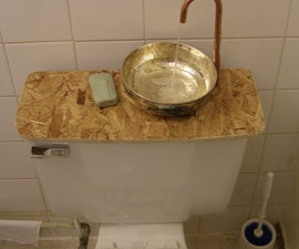 Hack a Toilet for free water.