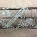 3D String Sculpture within MDF Frame