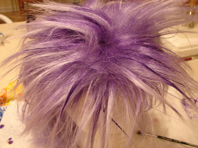 Picture of Wig Dyeing