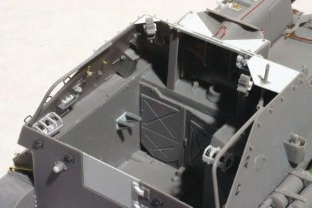 Further Interior Detail