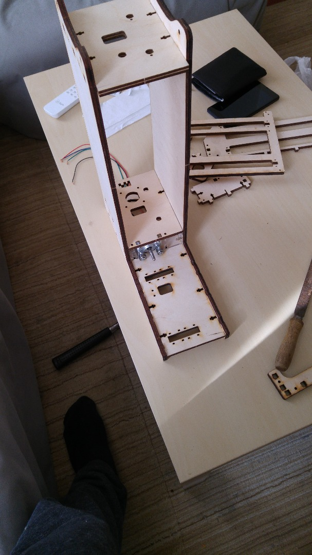 Picture of Stap 4: Montage Onderdelen/ Opbouw Frame