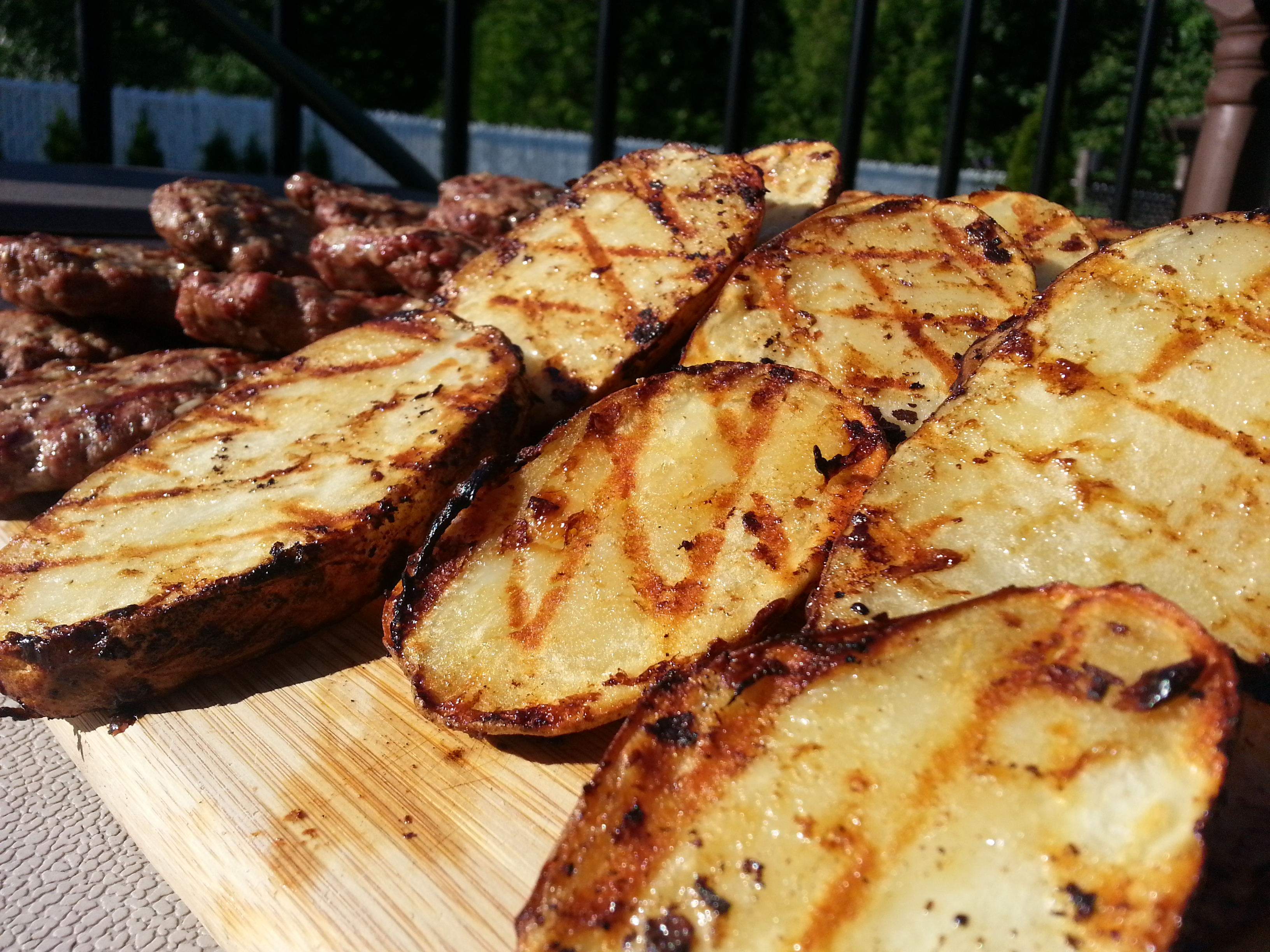 Picture of Easy Japanese Grilled Potatoes
