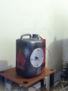 Boom Boom Clock Bomb Prop