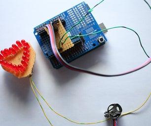 Valentines Pulse Sensor