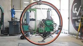 Teflon Wheels - Machine