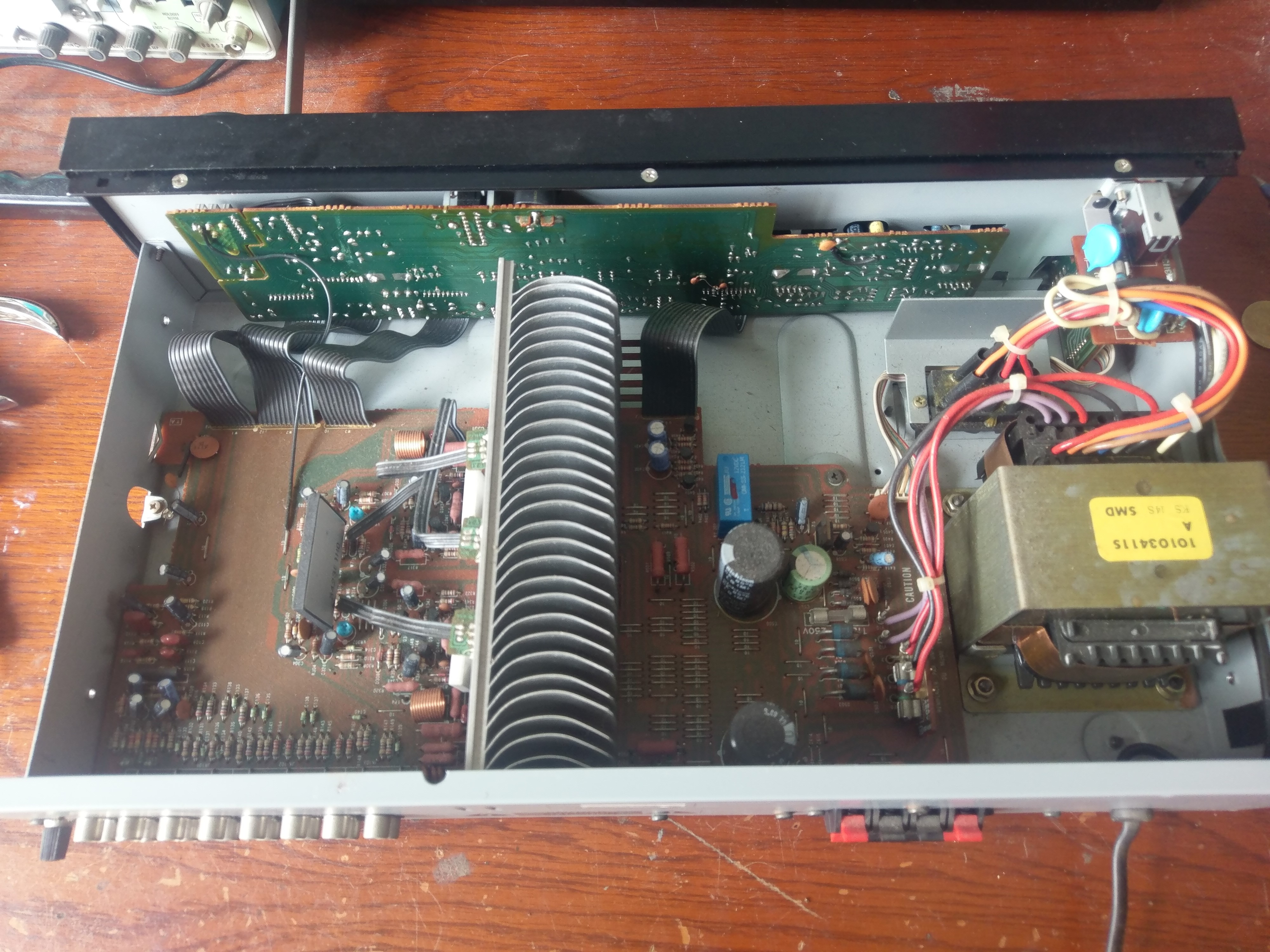 Picture of Stereo Disassembly