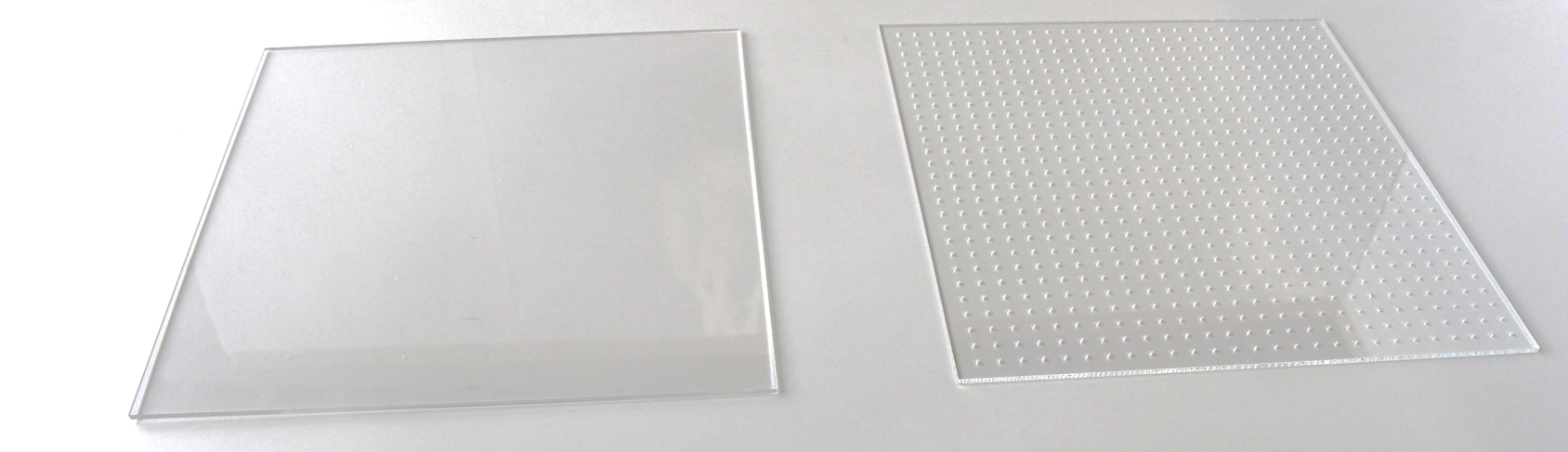 Picture of Lasercut Starting + Transfer Plates