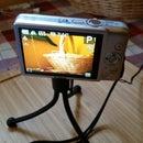 USB Powered Camera / Canon PowerShot ELPH Battery Hack