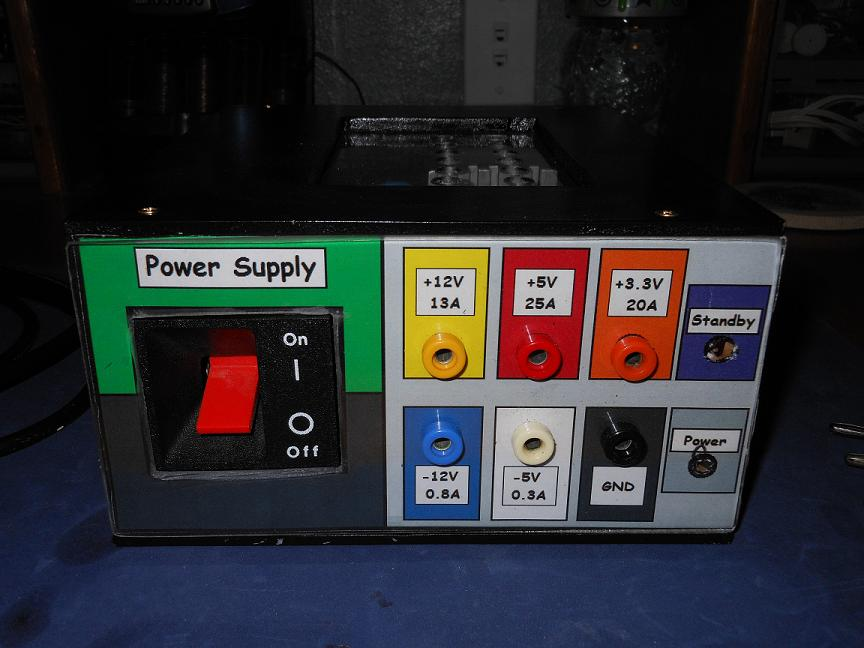 Picture of How to Build a Power Supply for Electronics Hobby