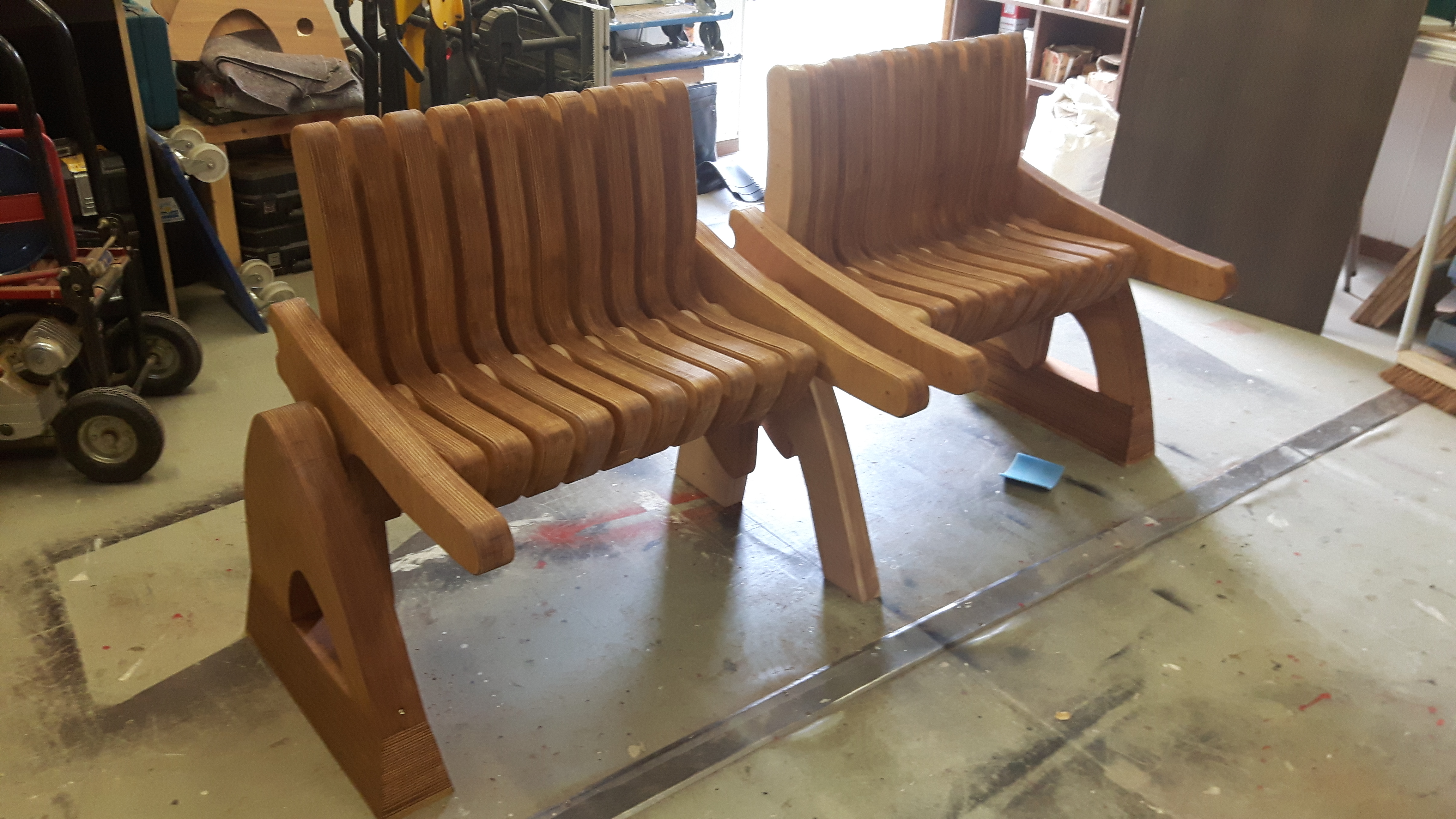 Picture of Convertible Bench