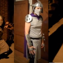 Duct Tape TMNT Shredder Costume for $8.11