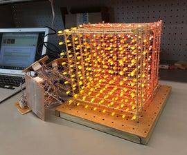 LED Cube Display
