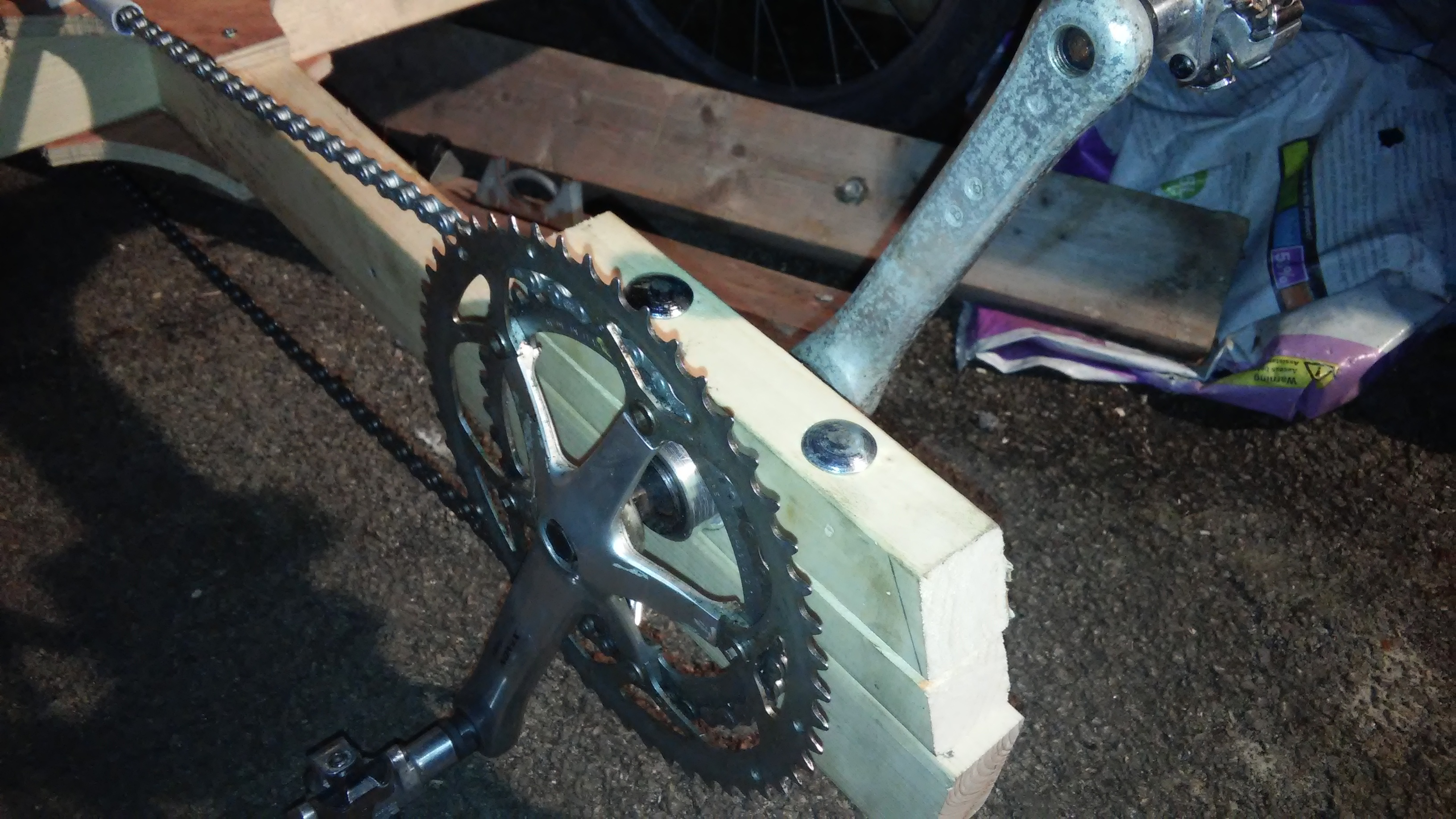 Picture of Bottom Bracket Assembly