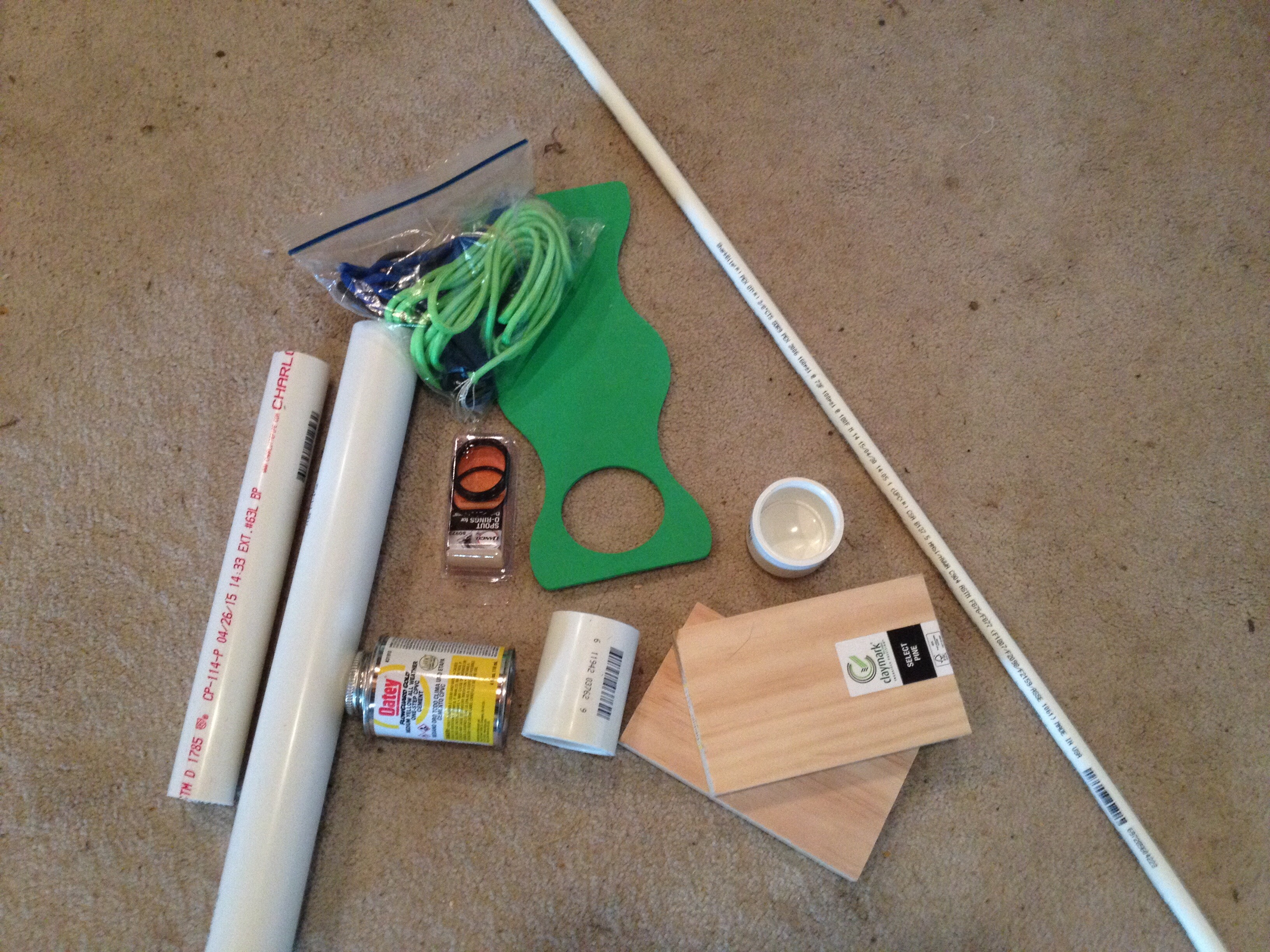 Picture of Materials and Supplies