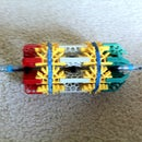 working K-nex grenade With pin!
