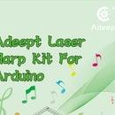 Adeept Laser Harp Kit for Arduino