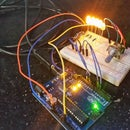 Arduino - Fade a Row of LEDs With Pulse Width Modulation