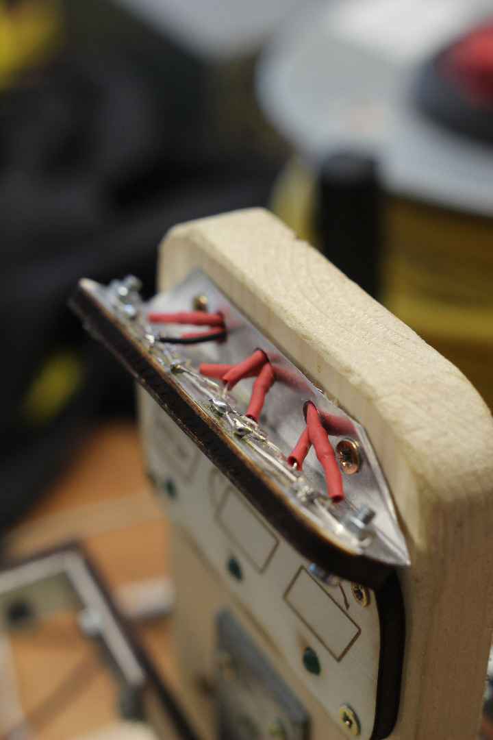 Picture of Mainpost: Adding the LEDs