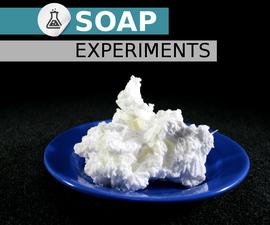 Soap Experiments - Float Soap