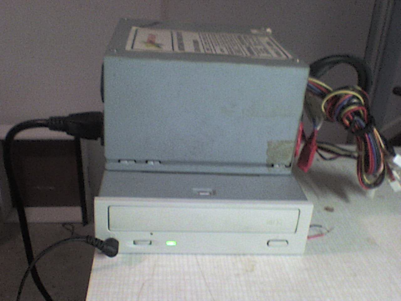 Picture of Add a Play/skip Button to Your Standalone CD-ROM Drive
