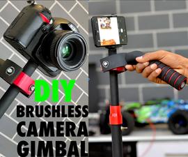 DIY Brushless Gimbal