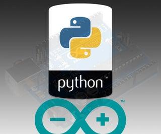 Arduino and Python Serial Communication - Keypad Display