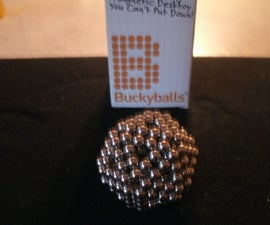 How to make a Buckyballs Triangular Sphere.