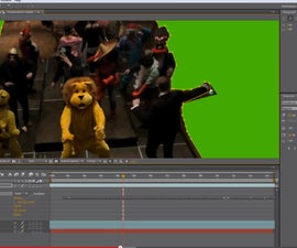 Multiply People in Adobe AfterEffects