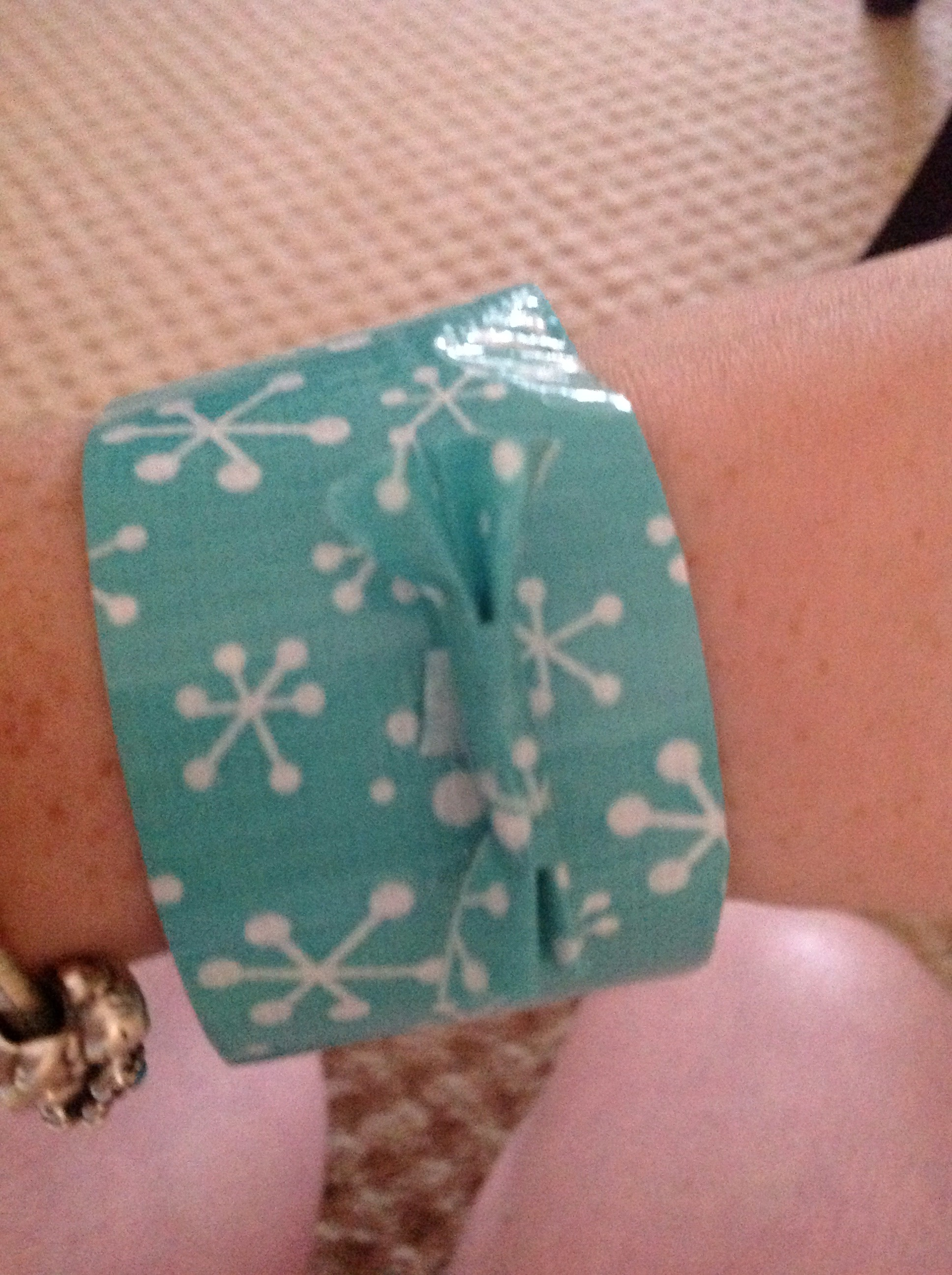 Picture of Duct Tape Braclet