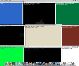 Mac Terminal Tips