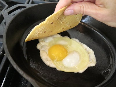 Egg the Tortilla