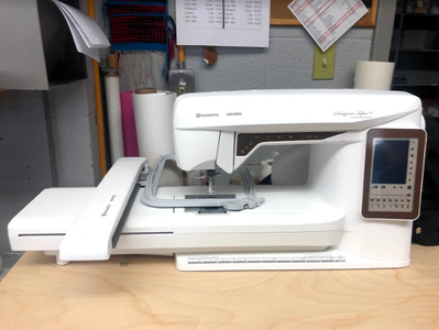 Inkscape to Embroidery Machine