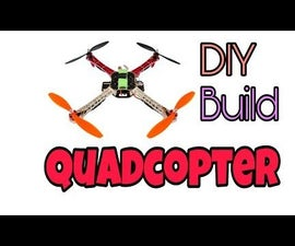 DIY Build QUADCOPTER || Drone || Cc3d || Flight Controller Board (fcb) || in Only 13 Step || Simple & Easy
