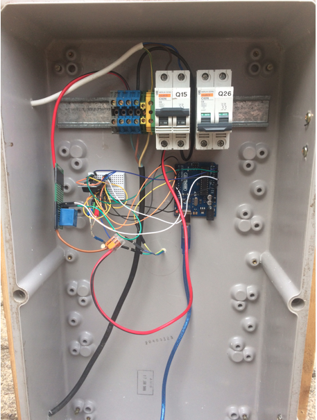 Picture of Electronic Box