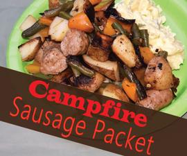 Campfire Sausage Packet