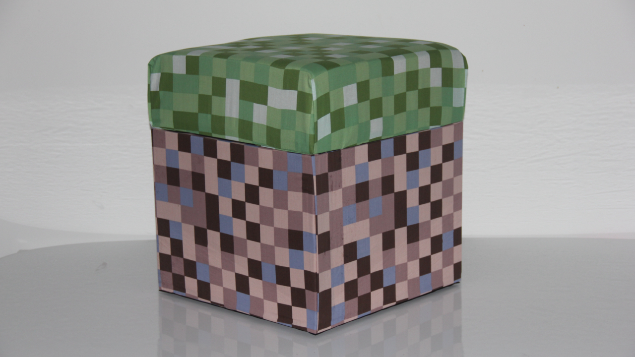 Picture of The Finished Stool!