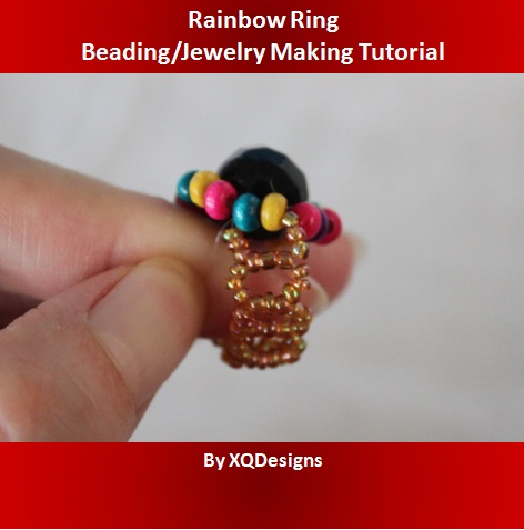 Picture of Rainbow Ring