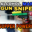Homemade Alcohol Gun Sniper || How to Make Alcohol Gun Easy Method || Primitive Style