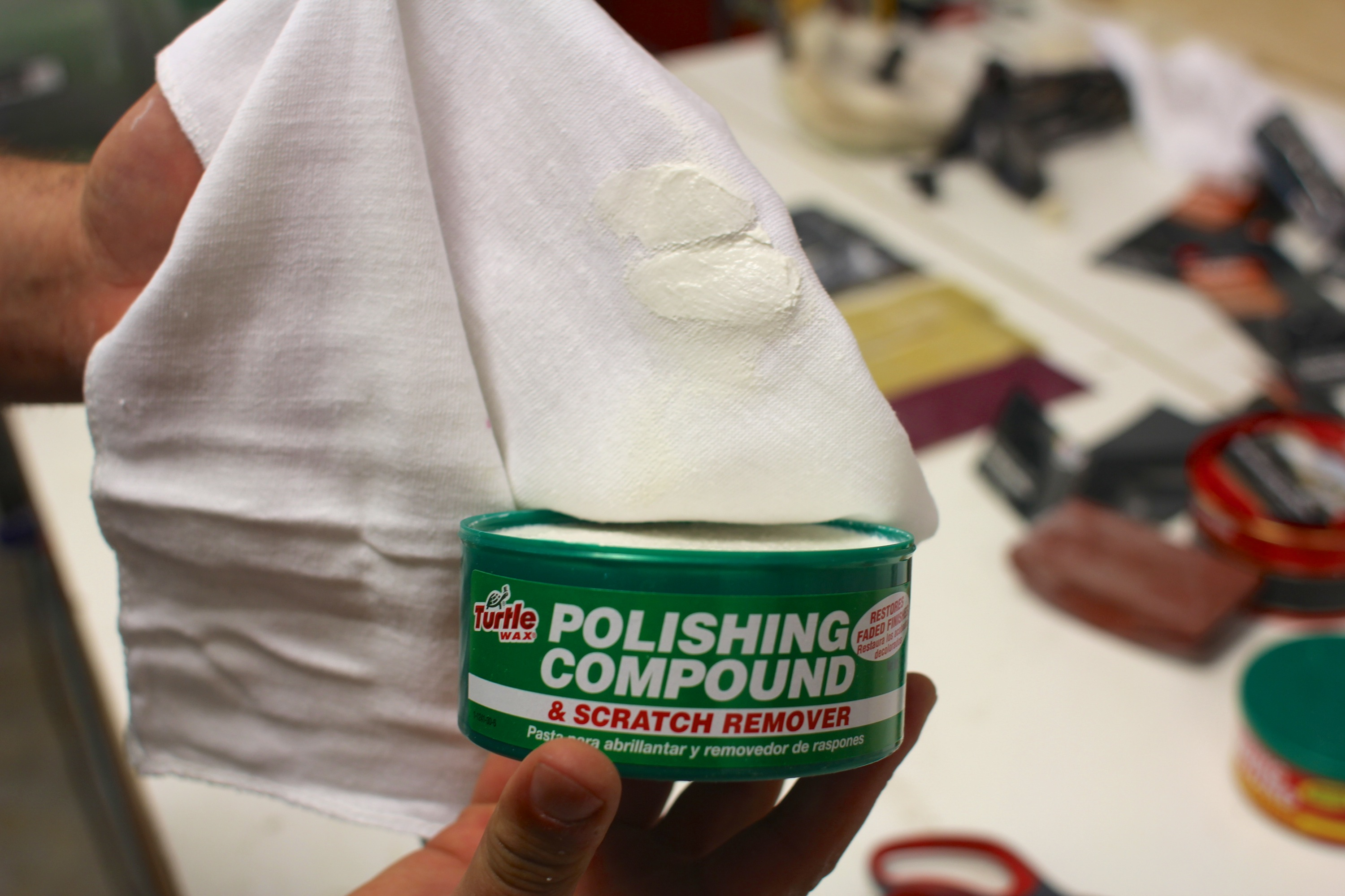 Picture of Polishing Compound