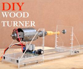 DIY Wood Turner