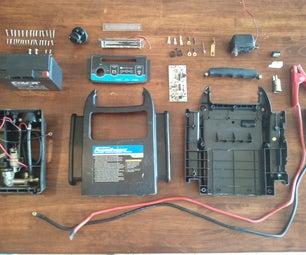 Jump Starter Compressor Hack