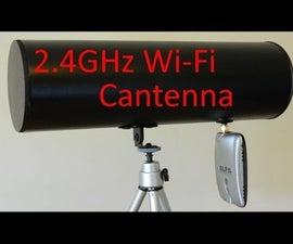 2 4GHz Cantenna